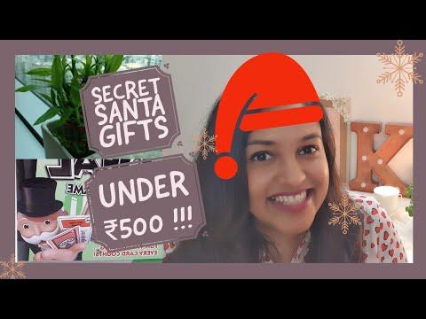 7 Secret Santa Gift Ideas For Office 2019 | By Kerishma | Keriis Life Notes
