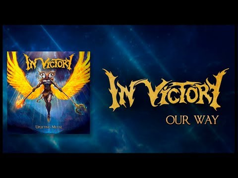 IN VICTORY - Our Way (Official Lyrics Video) Mp3
