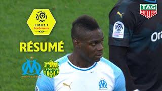 Olympique de Marseille - FC Nantes ( 1-2 ) - Résumé - (OM - FCN) / 2018-19