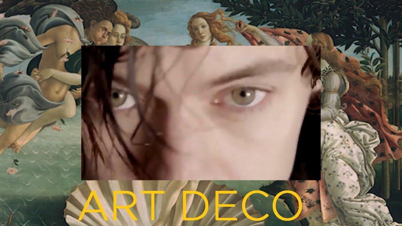 Harry Styles Aesthetic Art Deco Lana Del Rey Youtube