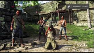 Far Cry 3 multiplayer gameplay #32(TDM)