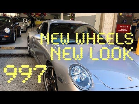 NEW WHEELS NEW LOOK PORSCHE 997