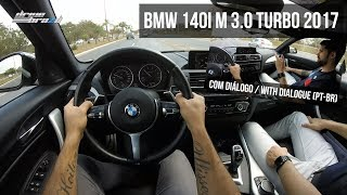 BMW 140i M 3.0 Turbo 2017 - POV