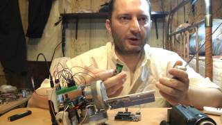 3/5 Pan & Tilt How to Build Your Own remote control поворотная видеокамера