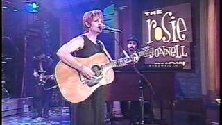 "Shawn Colvin ""Sunny Came Home"" on Rosie O"