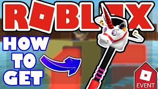 [EVENT] How To Get the Unicorn Mace - Roblox Battle Arena Event 2018 - Ultimate Boxing