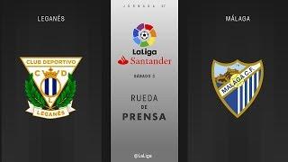 Video Gol Pertandingan Leganes vs Malaga