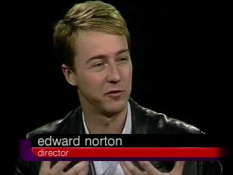 Edward Norton Job İnterview On Charlie Rose 2000 & Eico 950B Resistance Capacitance