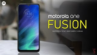 Motorola One Fusion Price, Official Look, Design, Specifications, Camera, Features