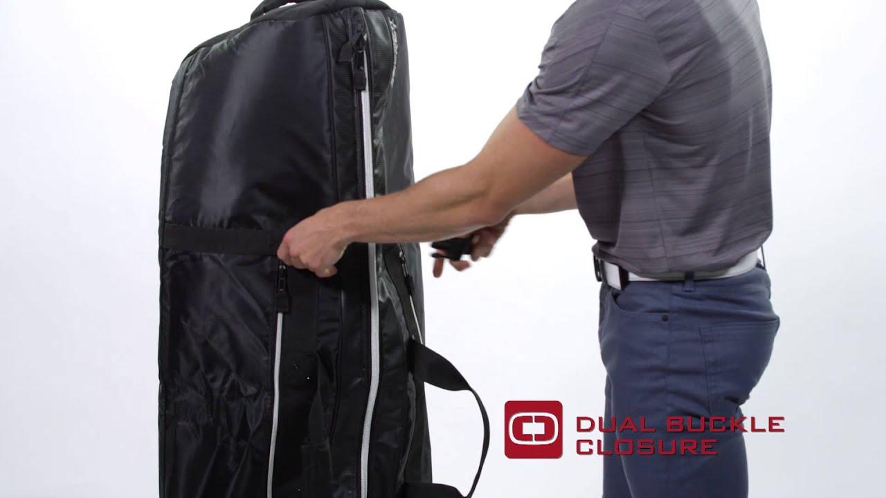 Ogio Straight Jacket Ii Travel Bag 427001