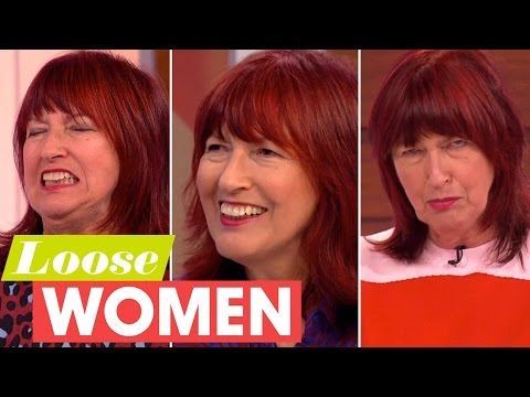 Relationships According To Janet Street-Porter | Loose Women
