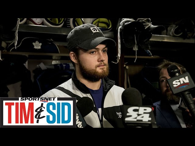 Chris Johnston Talks Nylander Expectations And A Possible Marner Contract | Tim and Sid