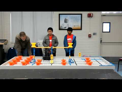 Colina Middle School Team C: Driving Skills High Score (11 Points) by Jai and Brandon
