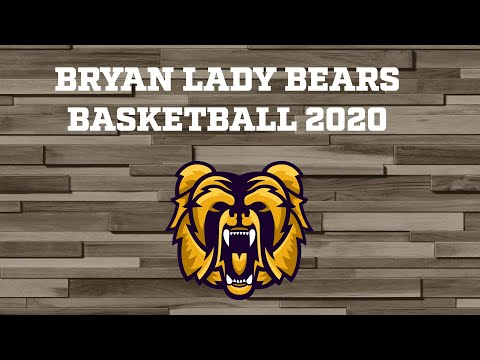 Bryan High School Girls Basketball 2019-2020