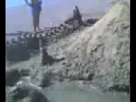 vulcano di sabbia favoloso!!!