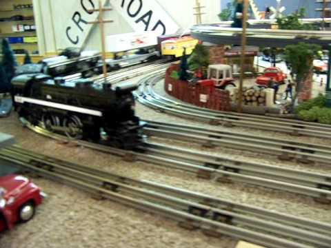 Lionel Ford Motor Company Train Set