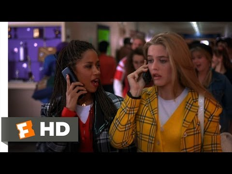 Clueless (2/9) Movie CLIP - I'll Call You (1995) HD