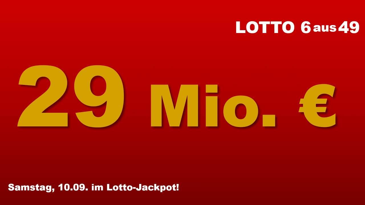 Jackpot Quoten