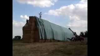 Cultivert - TISSUBEL film kort - Le fourrage à l'abri
