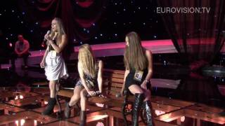 feminnems first rehearsal impression at the 2010 eurovision song contest