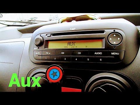 Pioneer mp3 Bluetooth aux USB autoradio para citroen Nemo Fiat Fiorino Qubo peuge