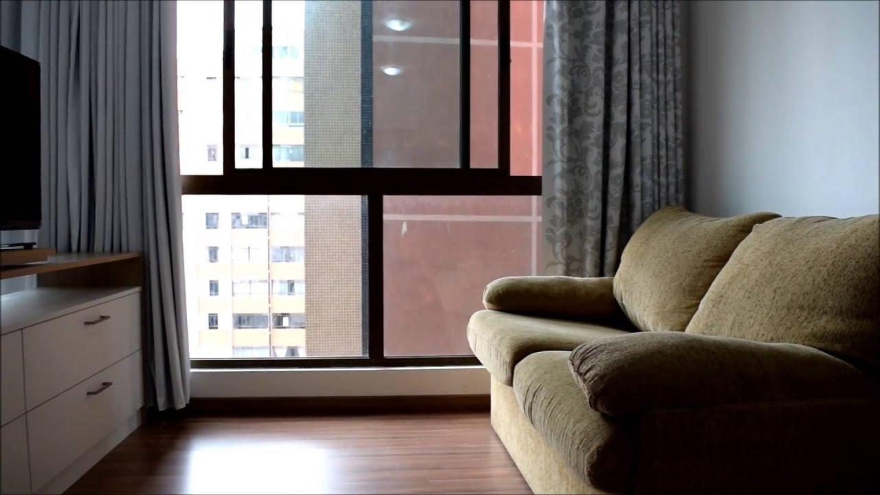 Apartamento 1 quarto open space mobiliado para loca o no for Apartamento mobiliado 3 quartos curitiba
