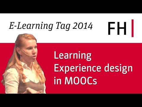 "Learning experience design in the MOOC ""COPE14"""