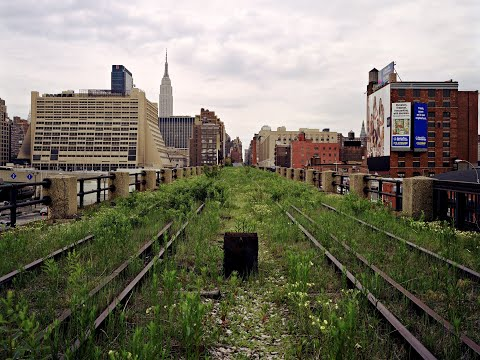 The Veronica Rudge Green Prize In Urban Design: The High Line