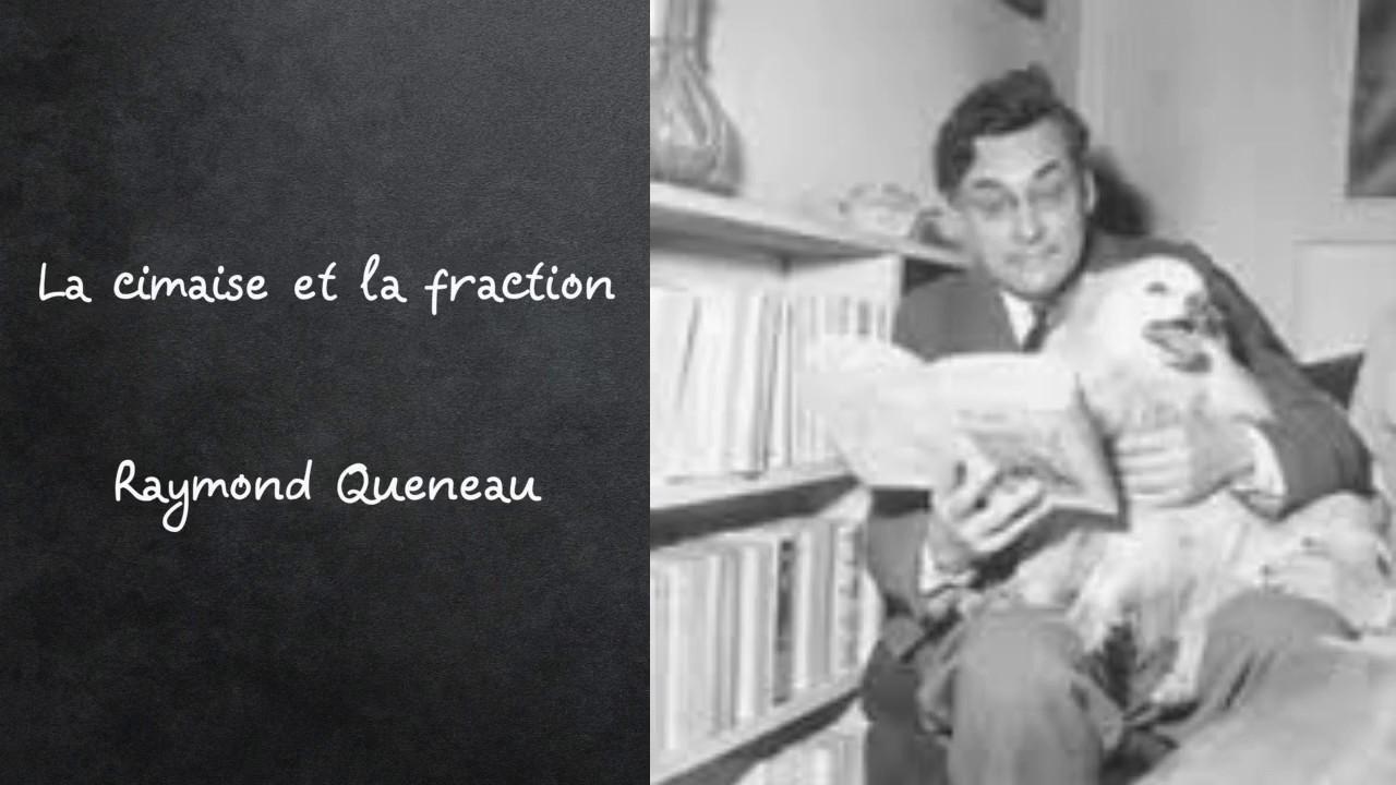 Très La cimaise et la fraction, Raymond Queneau - YouTube GV19