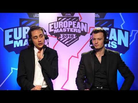 European Masters - OG vs XL - Tie Breakers