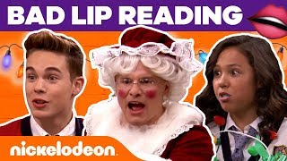 Bad Lip-Reading Holiday Edition 🎄Ft. School Of Rock | Nick