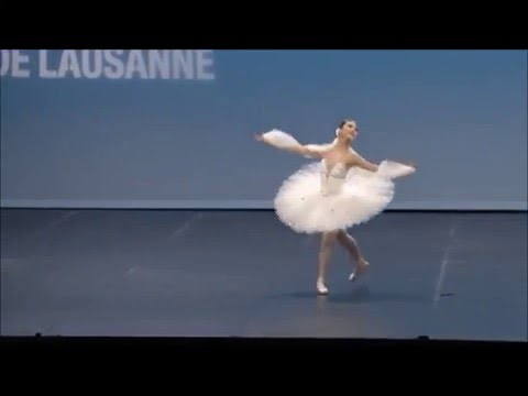 2016 PRIX DE LAUSANNE Finals (the 13 Female Classical Ballet Variations)