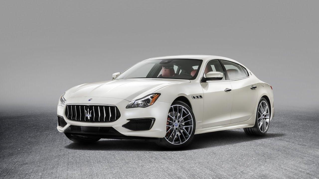 Maserati Quattroporte S - 2016 - YouTube