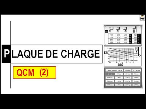 plaque de charge caces qcm 2 youtube. Black Bedroom Furniture Sets. Home Design Ideas