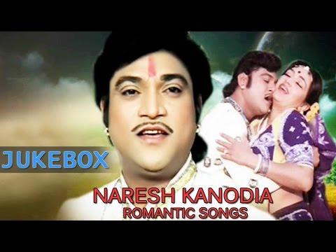 Superhit Romantic Gujarati Songs of Naresh Kanodia - Jukebox 01