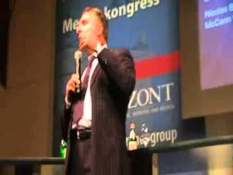 "Nicolas Brien, CEO McCann Worldgroup, ""The new marketing landscape"""