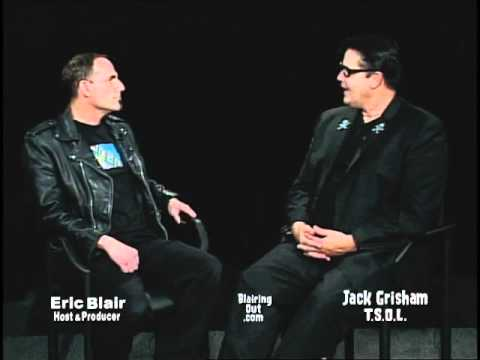 T.S.O.L.'s Jack Grisham talks Cathedral of Tears & The Joykiller with Eric Blair part # 3 of 3