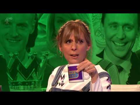 The Big Fat Quiz of the Year 2016 (26 December 2016)