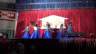 Peacock Dance @ CMI Public School, Chalakudy
