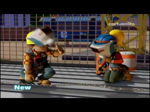 Cartoonito UK Bob The Builder New Episodes September 2016 Promo