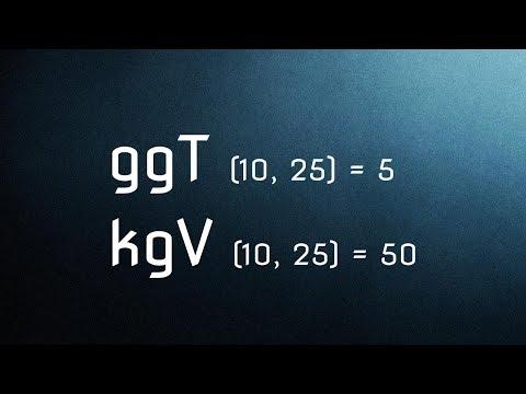 mathe g11 ggt und kgv teil 1 von 2 gr ter gemeinsamer teiler youtube. Black Bedroom Furniture Sets. Home Design Ideas