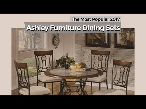 Ashley Furniture Dining Sets // The Most Popular 2017