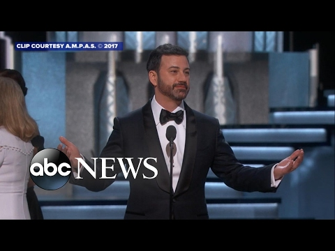 Thumbnail: Oscars host Jimmy Kimmel's funniest moments
