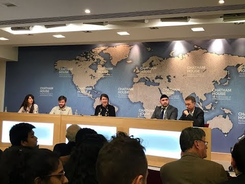 Chatham House Debate: Should Religion be Separate from State?