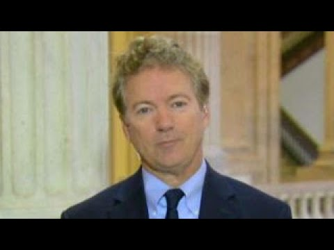 Health Care Reform Morning After >> I'm all for cutting the top tax rate: Sen. Rand Paul   Doovi