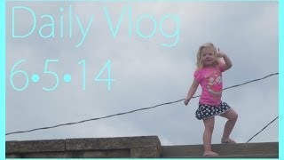 IM ON TOP OF THE WORLD│6•5•14 DAILY VLOG
