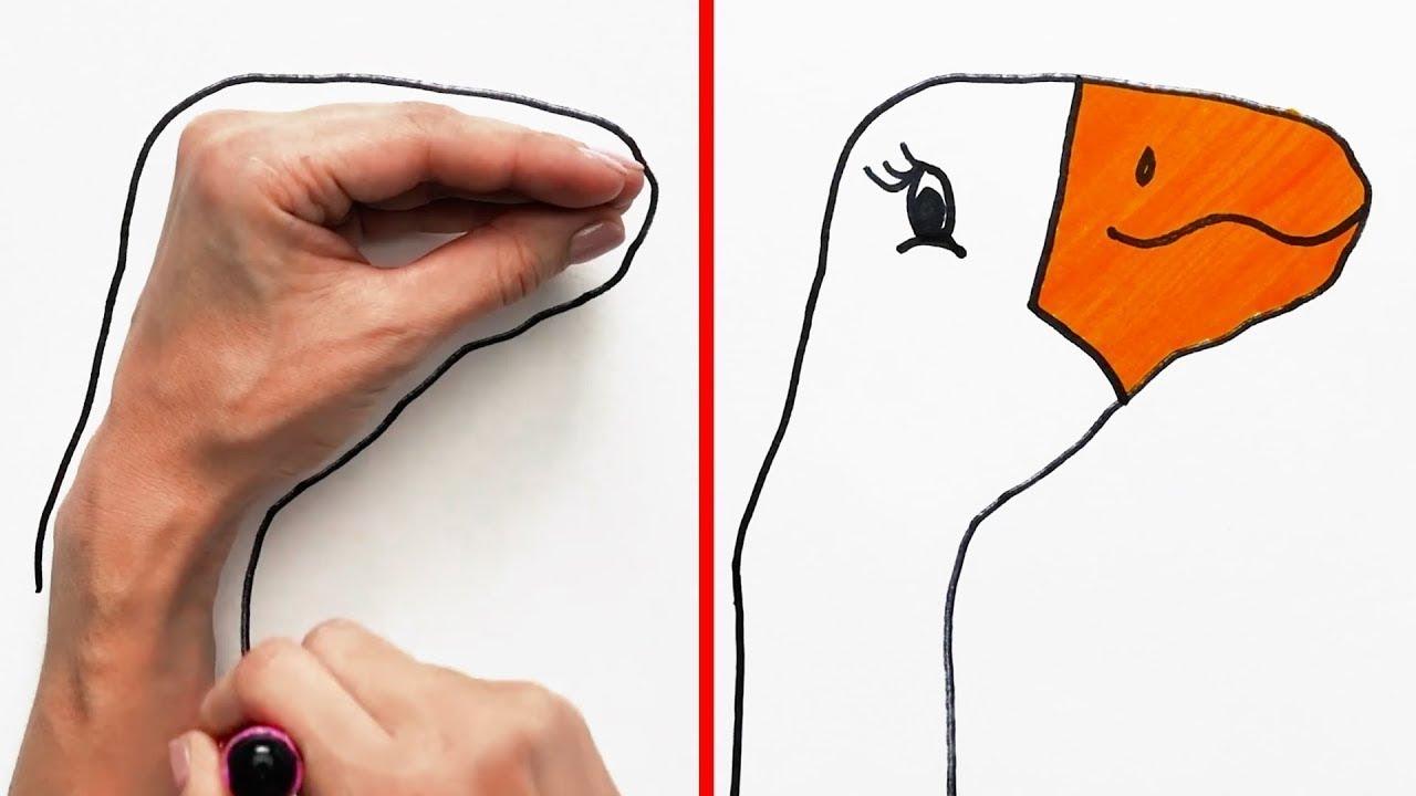 13 ideias de desenhos para crian as youtube - Dessin interactif ...