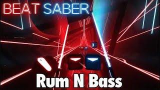 Beat Saber - Rum N' Bass (PSVR) | FC