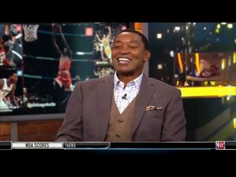 Players Only: Isiah Thomas & Kevin McHale On Scariest Player They've Faced; Locker Room Stories