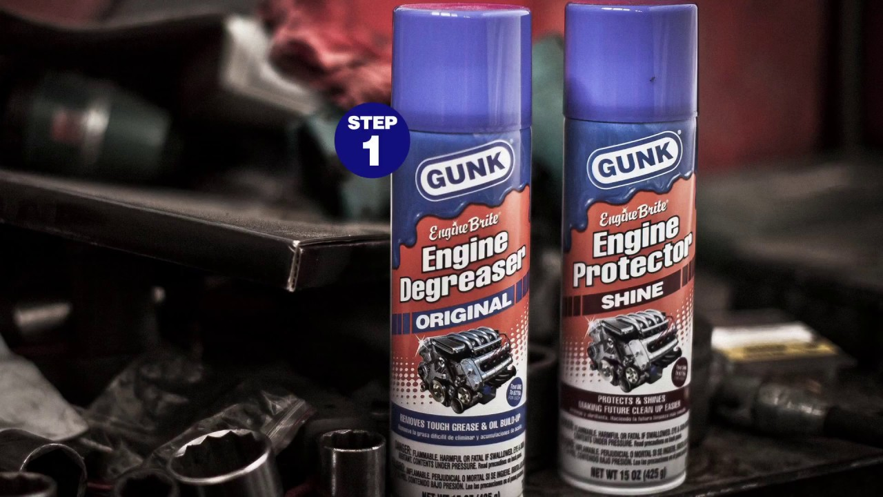 Engine Degreaser Engine Cleaner Clean And Protect Your Car S